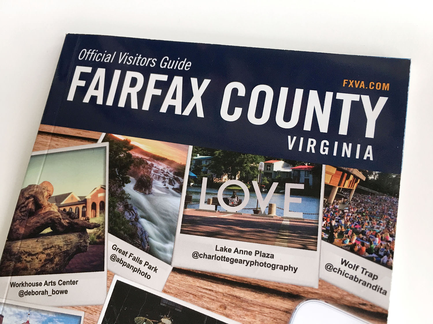 The Fairfax County Official Visitors Guide