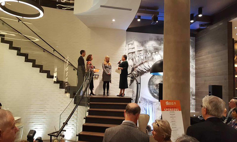 Public Art Reston's 10th anniversary celebration