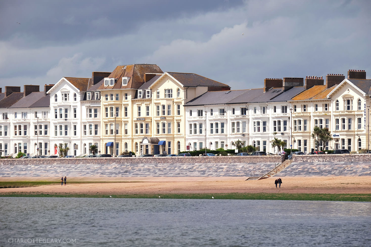 Waterfront homes in Exmouth