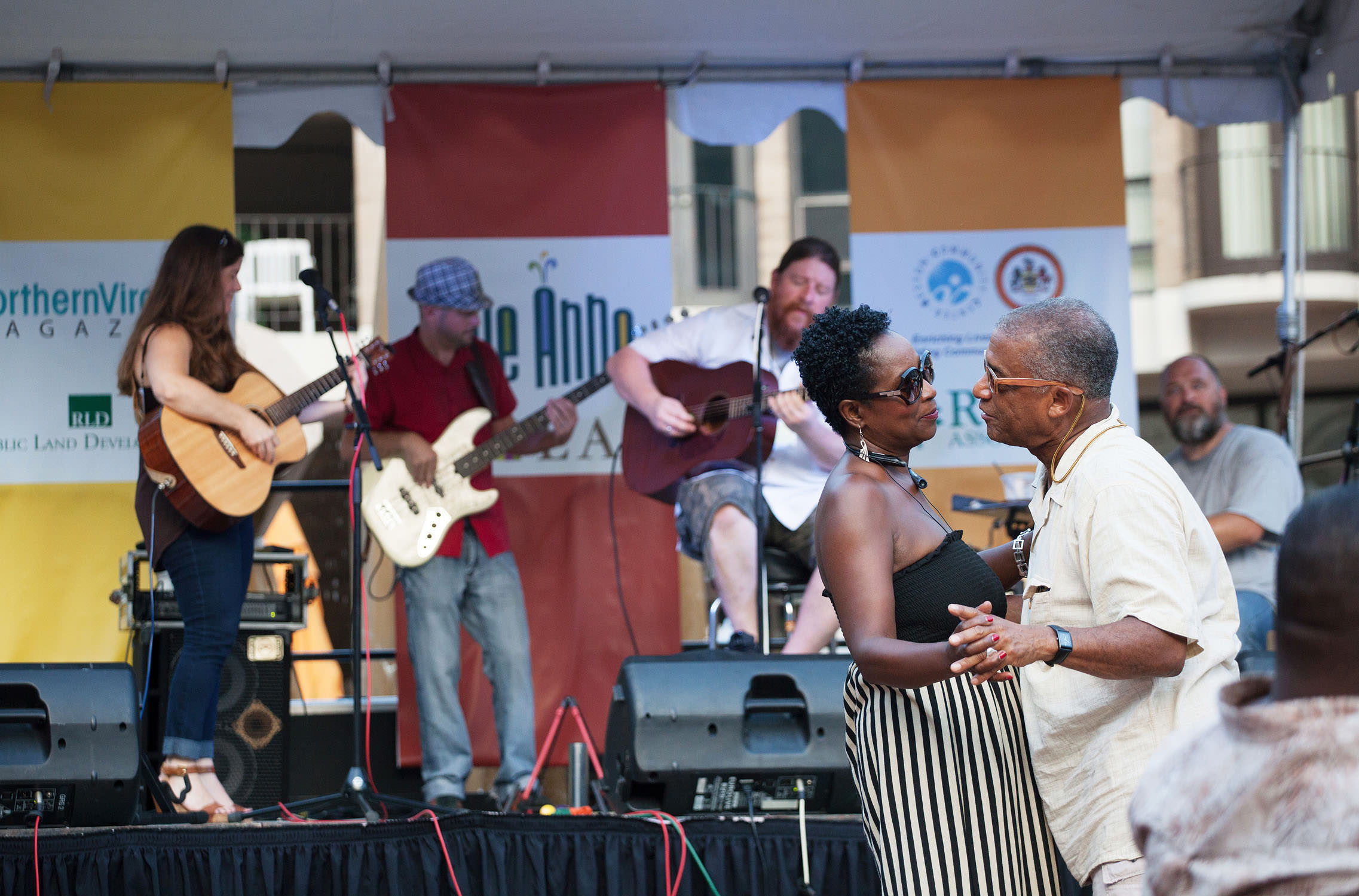 The Lake Anne Jazz and Blues Festival