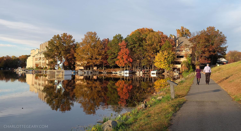 Lake Thoreau in Reston, Virginia