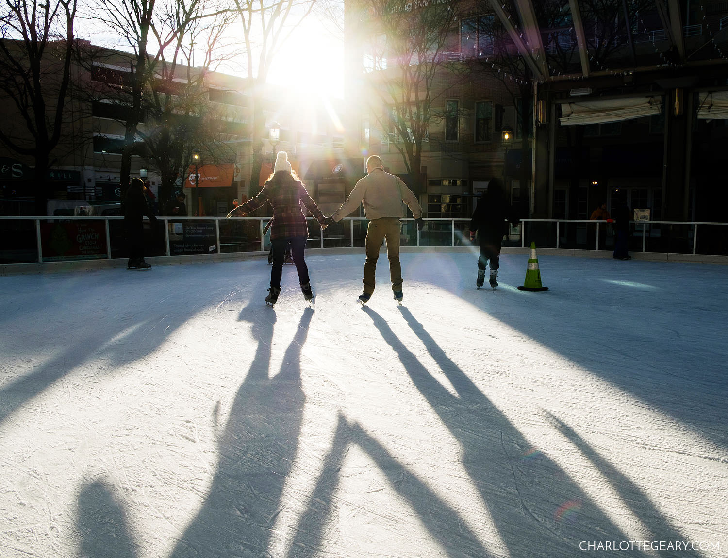 Reston Town Center ice rink