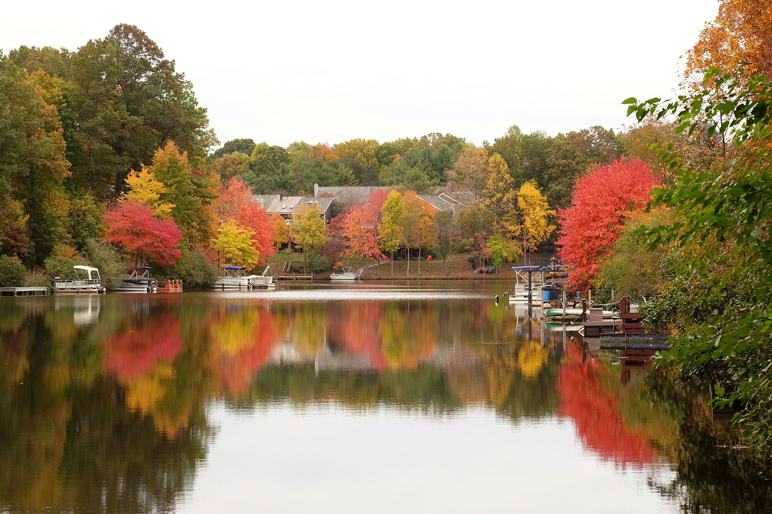 Lake Audubon in Reston