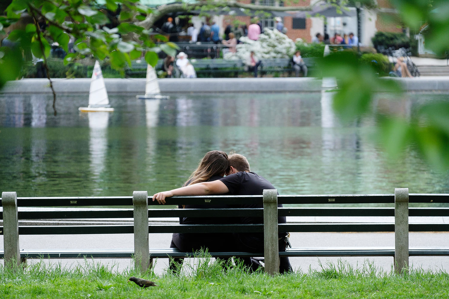 Romance in Central Park