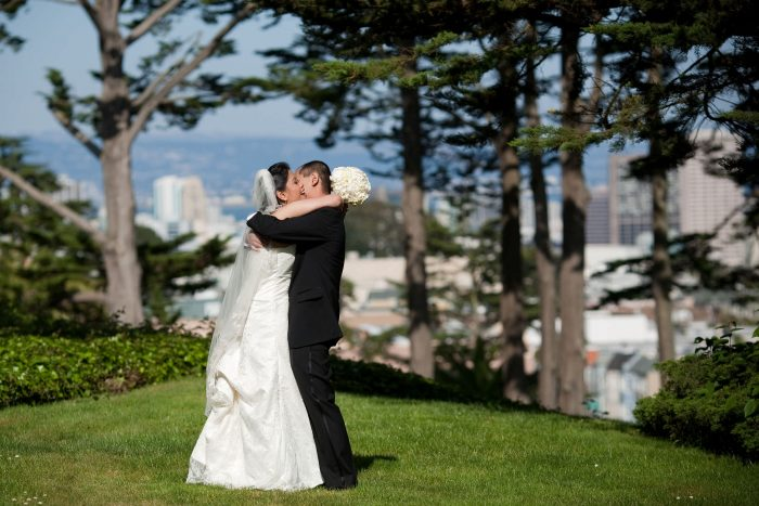University of San Francisco wedding