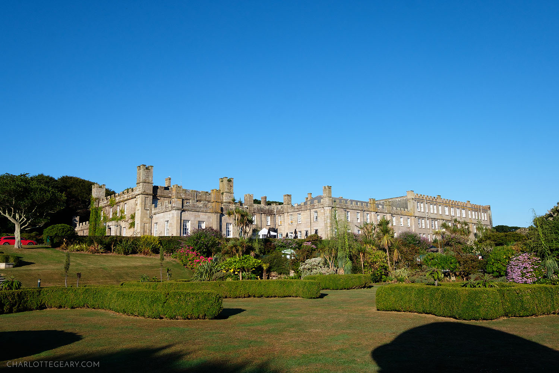 Tregenna Castle Resort in St. Ives, Cornwall, England