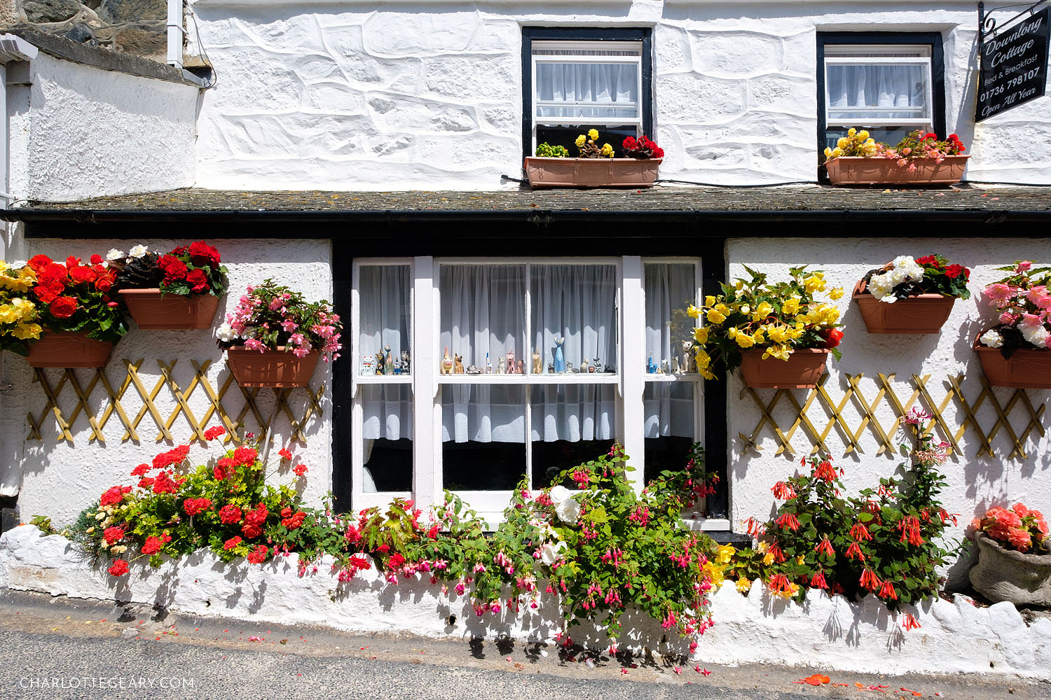 House in St. Ives, Cornwall, England
