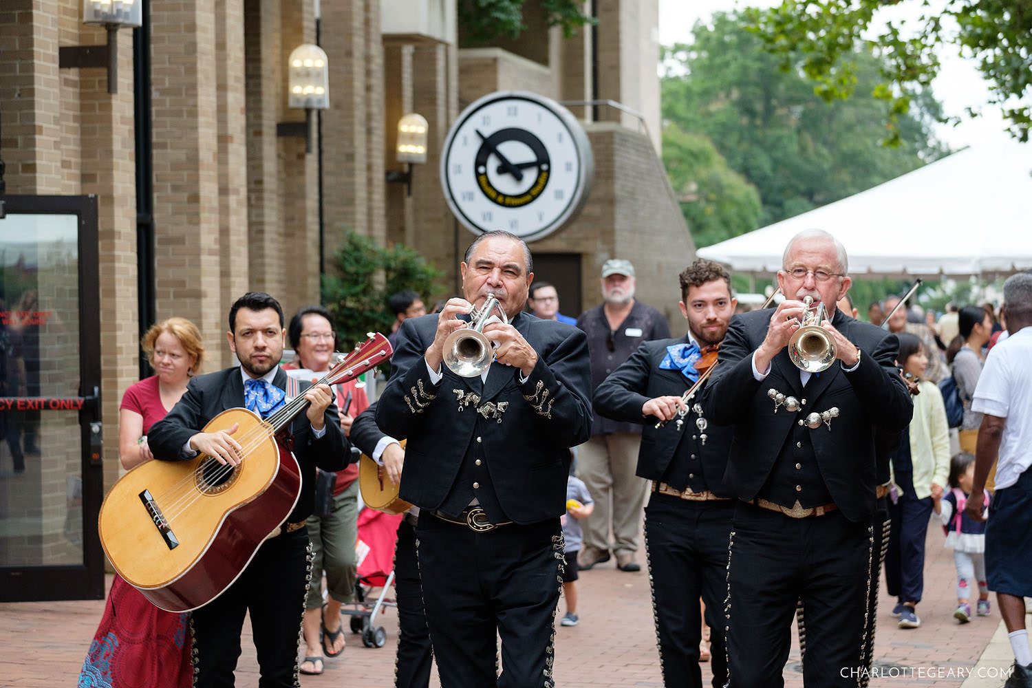 Reston Multicultural Festival mariachi band