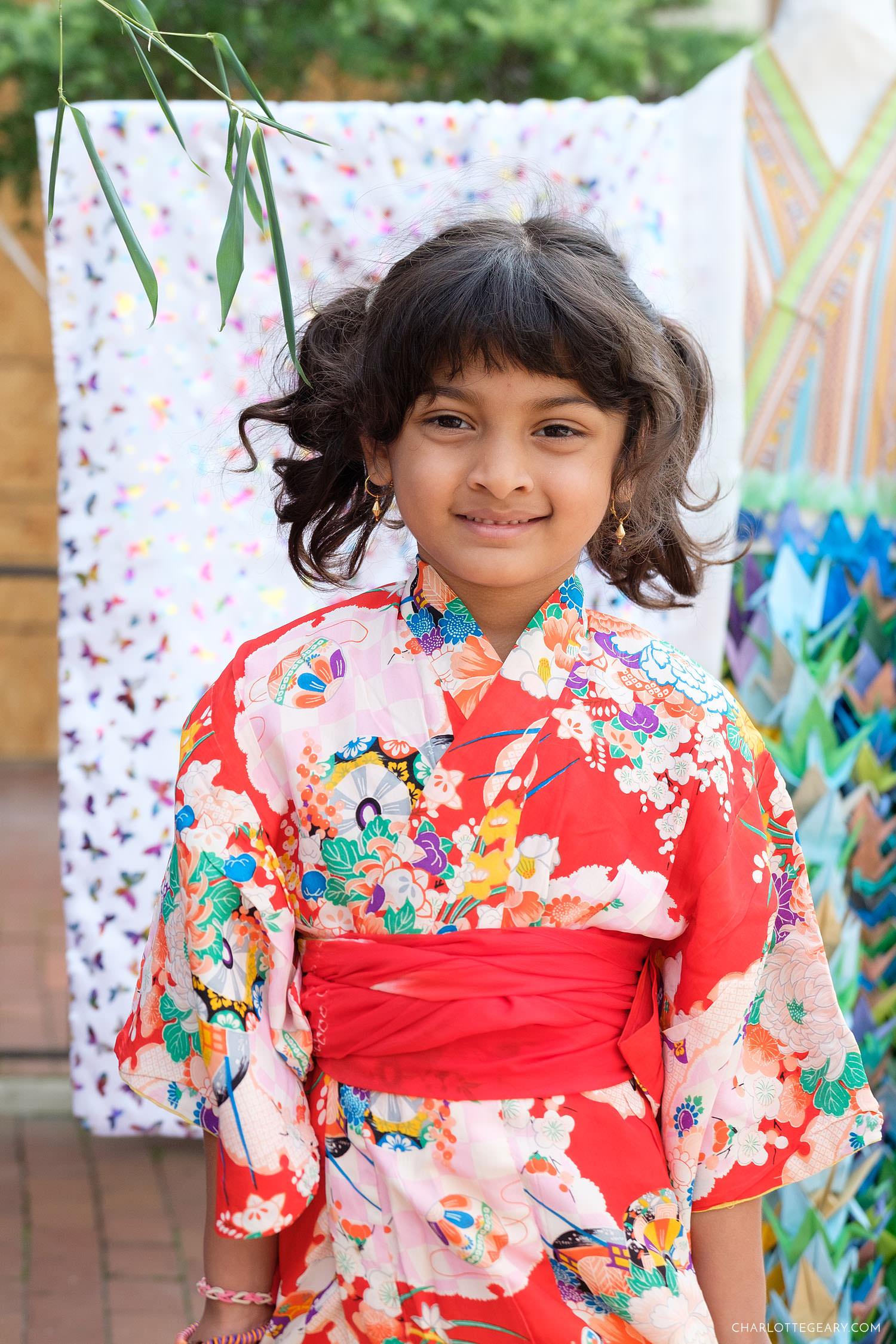 Reston Multicultural Festival kimono