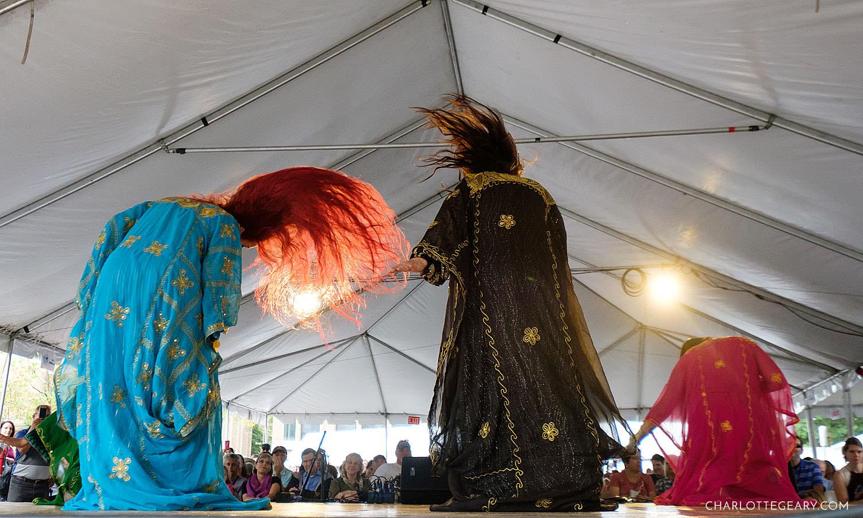 Reston Multicultural Festival Nomad Dancers