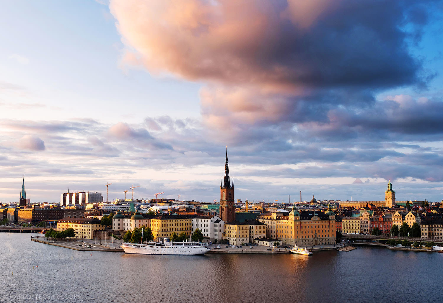 Colorful Stockholm