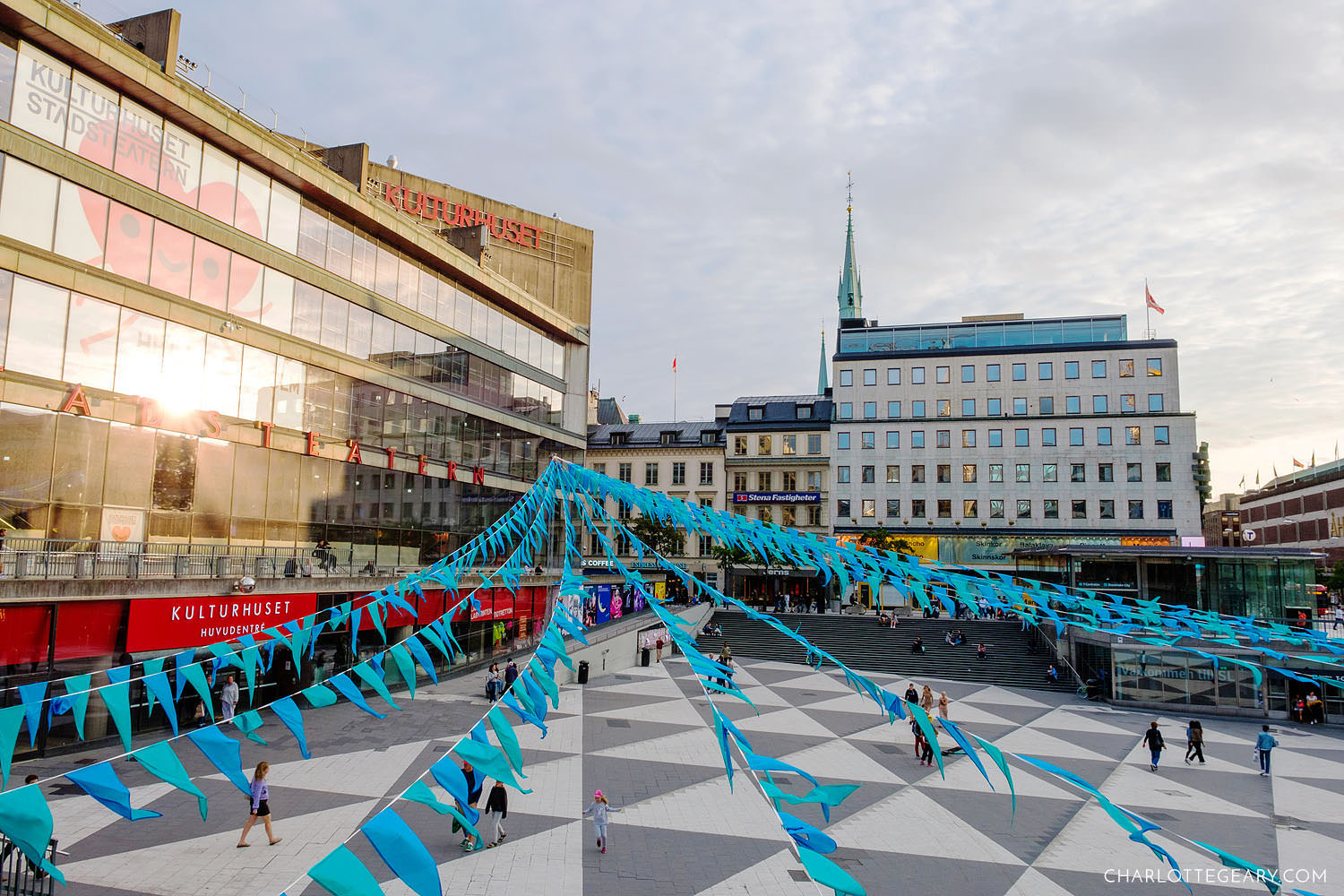 Kulturhuset Stadsteatern – Stockholm House of Culture and City Theatre